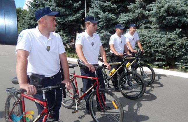 הוקמה 'יחידת אופניים' לקראת ה'קיבוץ הקדוש' באומן