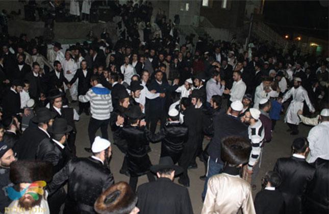 כ 37,000 יהודים מכל העולם השתתפו בקיבוץ הקדוש בראש השנה באומן