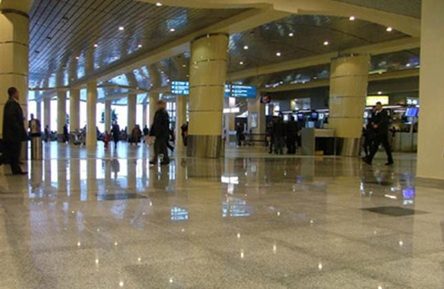 כל טיסות הפנים הפעילות בטרמינל B בקייב עוברות לפעילות משותפת בטרמינל D
