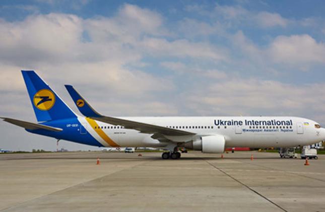 'אוקראין אינטרנשיונל' תשיק קו חדש של טיסות ישירות משדה התעופה עובדה