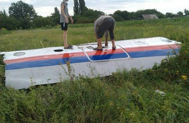 אסון המטוס המלזי באוקראינה: לא השפיע על תנועת הטיסות באוקראינה