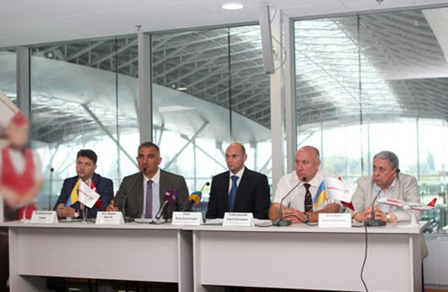 אטלסג'ט אוקראינה תחל להפעיל את טיסותיה הראשונות מישראל לאוקראינה