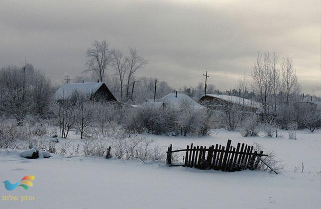 אומן 2015 • הפסקות חשמל יזומות בכל עיר אומן בקור מקפיא של 11 מעלות מתחת לאפס