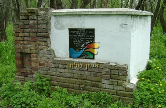 """החלו עבודות השיפוץ ושיקום הקבר של הרבנית שרה ע""""ה בתו של רבינו"""