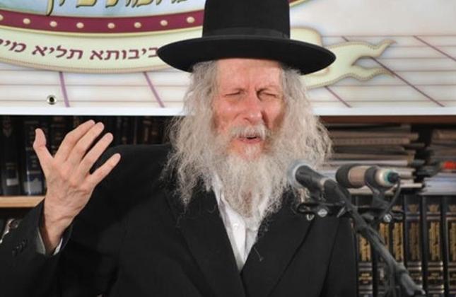 """הרב אליעזר ברלנד מבקש מתלמידיו: """"אל תתפללו עלי, תתפללו על החטופים"""""""