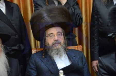 """חתונת נכד הגה""""צ רבי יעקב מאיר שכטר שליט""""א רבים השתתפו אתמול"""