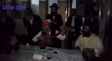 """שיעור חיזוק בשירה וניגונים מפי הבעל מנגן הרה""""ח ר' ישראל דגן שליט""""א"""