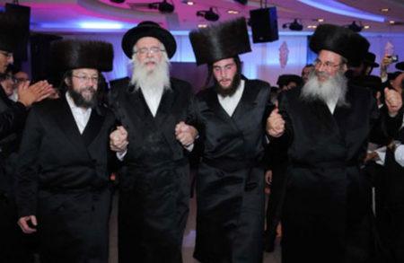 """הרב נתן יאקאבאוויטש, חסיד הרב שיק שליט""""א חיתן את בנו"""