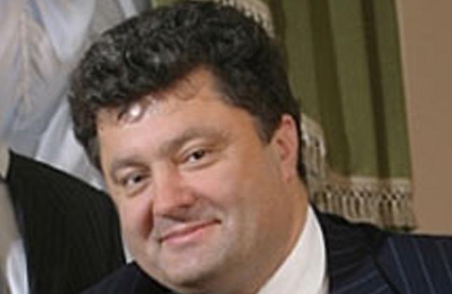 נשיא חדש לאוקראינה – פטרו פורושנקו בן 48