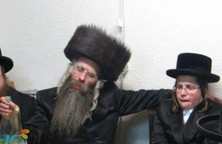 """בשבוע שעבר התקיימה שמחת הבר מצווה לבנו של ר' משה מנחם קלוגר שליט""""א"""