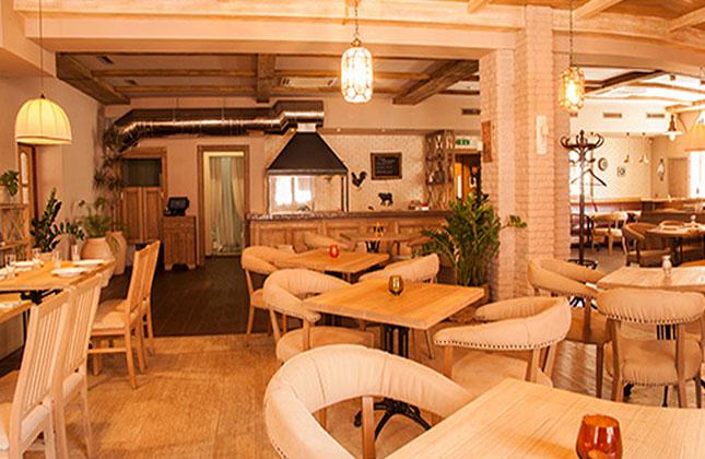 מסעדת טקידה בקייב