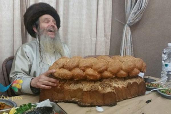 """בפורים דמוקפין התקיימה סעודת פורים לאנשי שלומינו מקהילת """"חוט של חסד"""""""