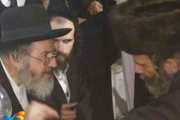 """שמחת בר המצוה לנכדו של הרה""""צ ר' יעקב משה סלמנוביץ שליט""""א"""