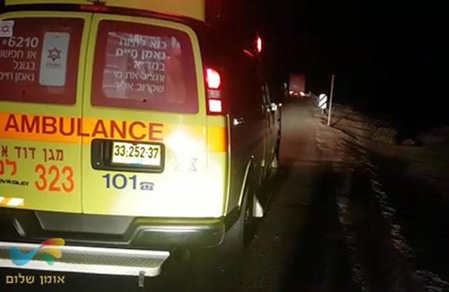 טרגדיה: חסיד ברסלב כבן 30 נהרג הלילה (שני) מפגיעת משאית