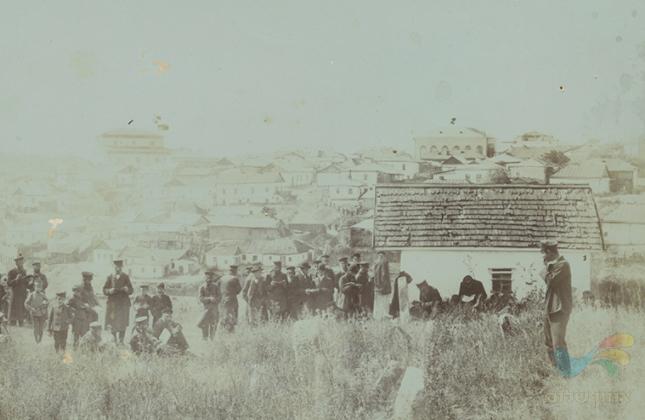 היסטורית אוהל הציון הקדוש