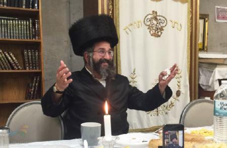 הרב מוטה פראנק: שיחת חיזוק על מעלת הנסיעה לאומן לימי ראש השנה • צפו בחיזוק היומי