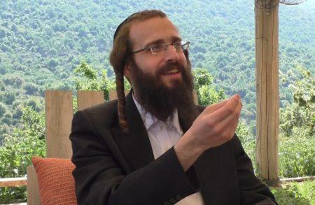 הרב דוד גבירצמן: לא נבראתי אלא להפוך עולמות! • צפו בחיזוק היומי