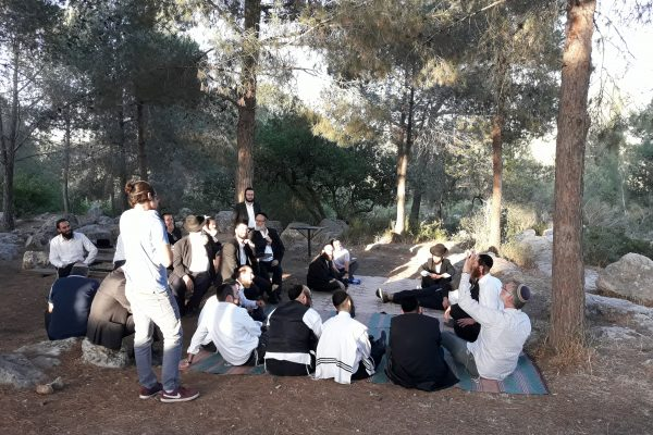 עבודת ימי הספירה – לא פשוט להיות יהודי פשוט