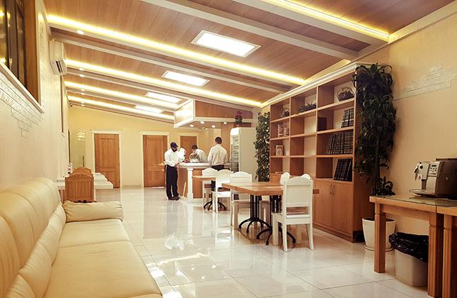 מלון 'חושן' באומן• התפתחות והתרחבות במלון היוקרה 'חושן' באומן