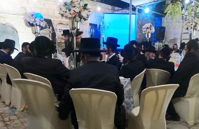 """ארגון נעשה ונשמע בכינוס פעילים לחבורת """"מאירת עיניים"""" בסמוך לקבר דוד המלך"""