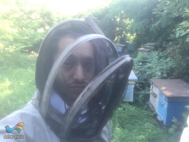 ייצור דבש באומן