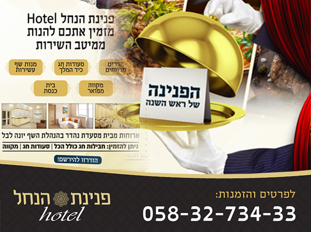 Hotels page banner