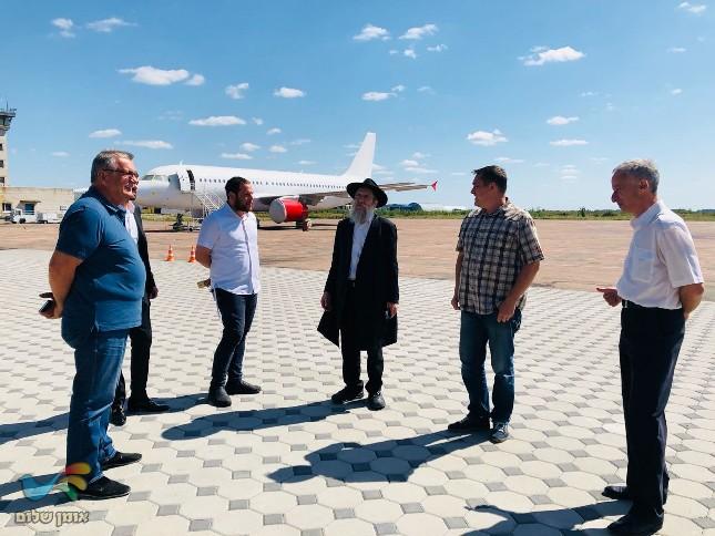 שדה התעופה בזיטומיר אוקראינה11