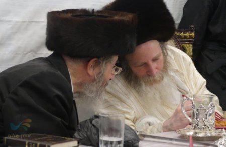 """ירח האיתנים בביהמ""""ד ברסלב 'אהבת תורה' בשכונת מאה שערים בירושלים"""