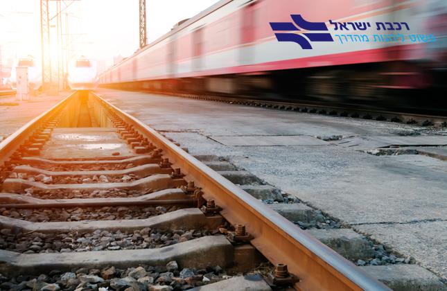 """עידן חדש לנוסעים לאומן • עשרים דקות מירושלים לנתב""""ג עם הרכבת המהירה"""
