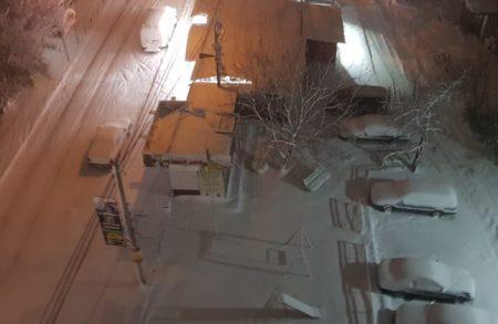אומן בלבן • צפו בקטע הקצר הצופה ממעוף על רחובותיה של פושקינה הלבנה