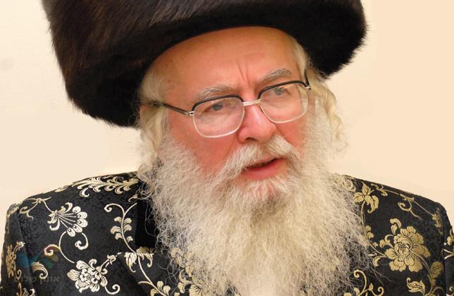 """אהבת התורה – הרה""""צ ר' אליעזר שלמה שיק זצ""""ל"""