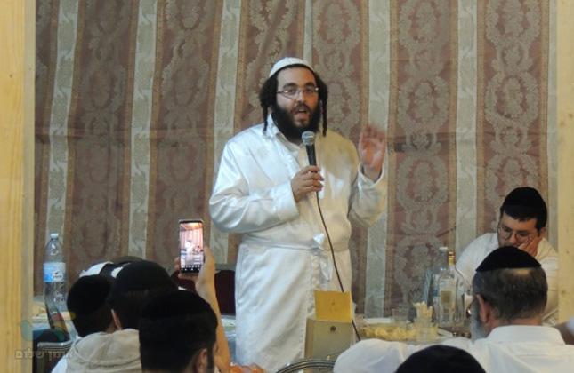 הרב ישראל פינטו בעליו של מלון אורות באומן מורדם ומונשם • התפללו