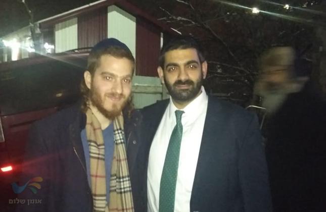 חבר הכנסת הרב מיכאל מלכיאלי שהה השבת סמוך לקברו של רבי נחמן מברסלב