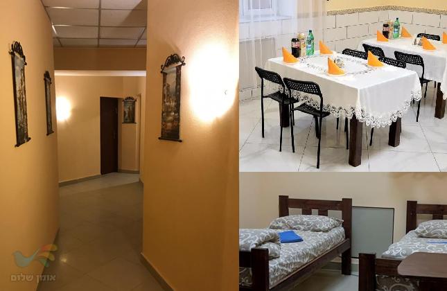 מלון בבושקה באומן פותח את שעריו לציבור המבקרים באומן