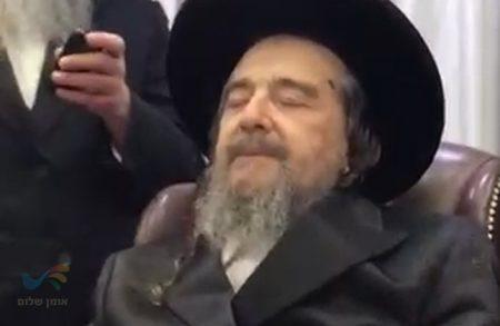 "הרה""צ רבי יעקב מאיר שכטער שליט""א בטיש ט""ו בשבט"
