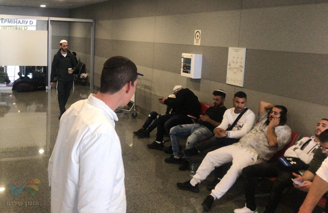 """משלחת מישראל ערכה סיור בקייב: """"הדרישות של האוקראיניים בעייתיות"""""""