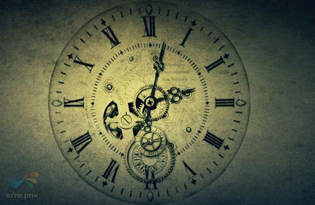 שעון שמחולל זמן