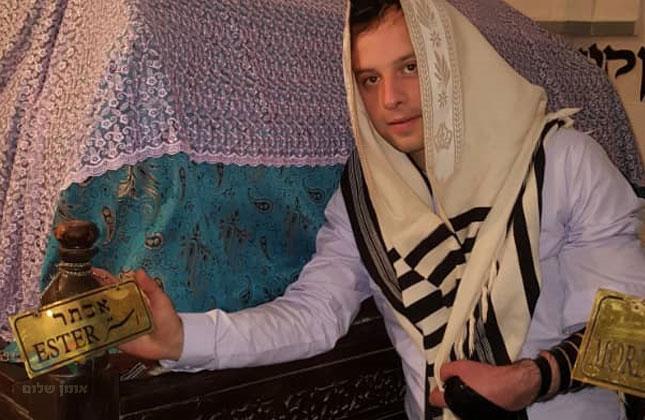 חסיד ברסלב ביקר ברפובליקה האסלאמית של איראן ומביא תיעוד נדיר ומצמרר • צפו