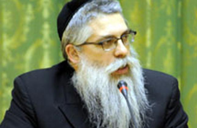 """רבה של קייב הרב יעקב בלייך  מרגיע: """"פורושנקו אוהד הקהילה היהודית"""""""
