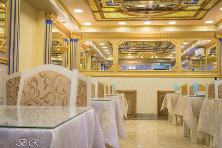 מסעדת מלון בית חזין באומן