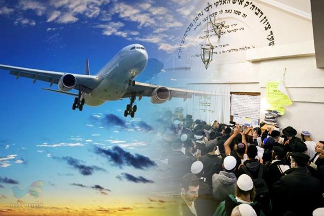 אומן ראש השנה 2020: ירידת מחירים בטיסות הישירות לאומן • הזדרזו והזמינו!