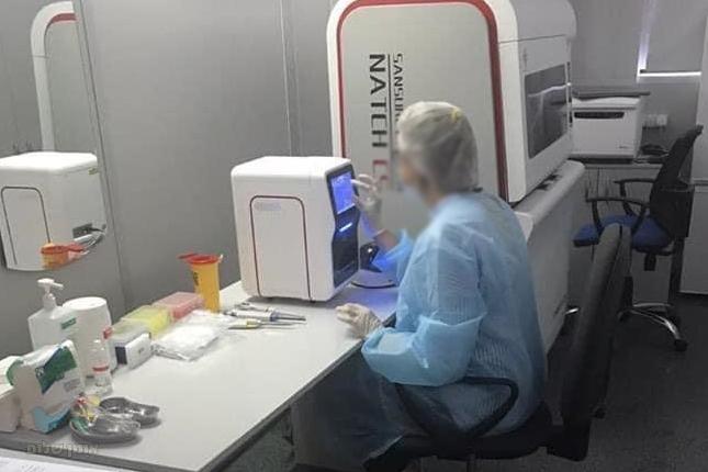 החל מהשבוע יתאפשר לנכנסים לאוקראינה לבצע בדיקת קורונה בשדה התעופה בקייב