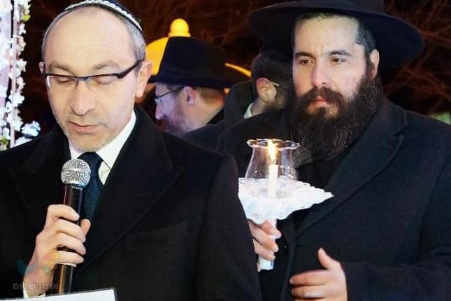 ראש היהודי בעיר חרקוב שבאוקראינה נפטר לאחר סיבוך בנגיף הקורונה
