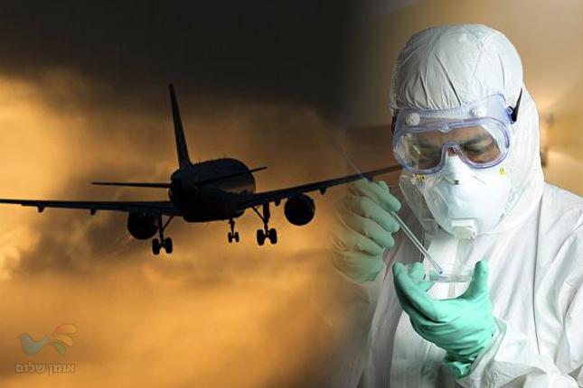 השמיים נסגרים: הממשלה אישרה, נמל בן גוריון ייסגר הרמטי לטיסות מיום שני בחצות